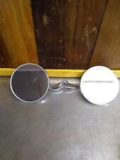 "Chevy / Ford / Dodge - Hot Rod/Street Rod  Custom 4"" Round Mirrors.  VT15"