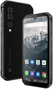 Telephone Portable Incassable Blackview BV9900 8G+256Go Caméra Quad Robuste IP68