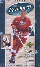 05/06 2005-06 Upper Deck Parkhurst Hockey Hobby Box
