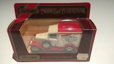 MATCHBOX MOY Y-22 1930 MODEL 'A' FORD VAN 'Walters Palm Toffee'