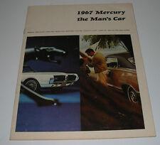 Auto Prospekt Ford Cougar Marquis Park Lane Cyclone Montclair Capri Comet 202!
