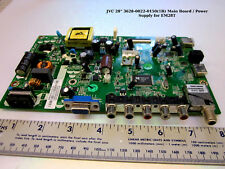 "JVC 28"" 3628-0022-0150(1B) Main Board / Power Supply for EM28T"