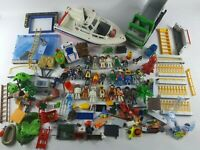 Large Bundle Playmobil Various Figures Job Lot Good Condition free delivery
