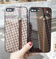 luxury Case Cover For iPhone 11 Pro Max 7+ XS Max XR SE Protective Hybrid Bee GG