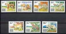 Guinea-Bissau - 1984 - Mi. 779-85 (Tijgers) - Postfris - E472