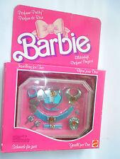 Barbie Accessori Gioielli per due Mattel 4637 - 1987 Vintage