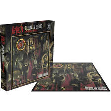 Slayer- Reign in blood  PUZZLE 500 PZ NUOVO