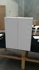 kitchen cabinets flat pack cabinets 600mm overheads 2 pak glossy door