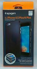 Spigen Apple iPhone 6S Plus / 6Plus Thin Fit Hybrid Black Case SGP11732 - NEW