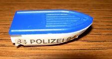 Ü-Ei Hafenwelt Polizeiboot Ersatzteil Aufkleber 84 Polizei 84