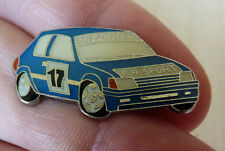 PIN'S VOITURE 205 GTI RALLYE SUPPORTER PUR SPORT