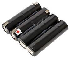2,4 V + 7,2 V Pack Batterie pour METZ Powerpack p50 et p76 avec 3 Ah
