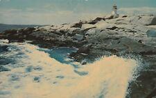 """*Canada Postcard-""""Peggy's Cove"""" /Novia Scotia/ (U1-736)"""