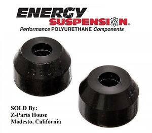 HONDA Civic CRX Del Sol (84-00) Polyurethane Tie Rod End Dust Boot Set - 13003G