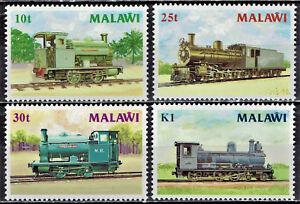 Malawi - Mi-Nr 481/484 postfrisch / MNH ** (E322)