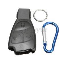 3 bouton télécommande porte-clé CASE SHELL pour MERCEDES BENZ B C E S classe CLK