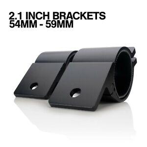 2 Inch 54mm-59mm Nudge Bar Bracket Bull Bar Light Mount