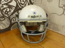 Schutt DNA Youth Medium Football Helmet With Dri Fit Chin Strap