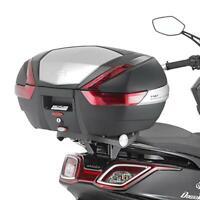 Motorradkoffer Dachträger GIVI SR6107 Bauletto Monolock/Keyper Kymco Downtown
