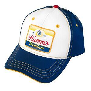 Hamm's Premium Logo Hat White