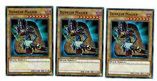3 x dunkler magicien ledd-dea01, Common, Mint, Playset, Allemand
