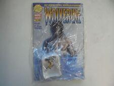 Marvel Wolverine Nr.8 Panini 2004 mit Heroclix - Figuren OVP