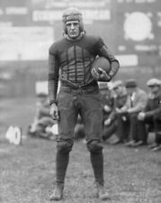 Red Grange 8X10 Photo Chicago Bears Nfl Football Close Up