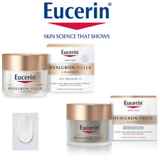 Eucerin Hyaluron-Filler + Elasticity Day  & Night Cream 50ml