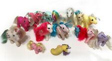 Vintage 80's G1 My Little Pony Bundle Lot C  MLP