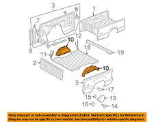 GM OEM Rear Fender Panel-Bed-Wheel Well 15761951