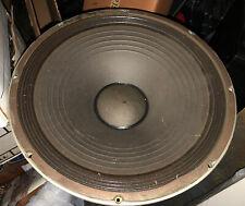 "Frazier Klipsch Audiophile Ev Made Speakers F-1577  15"" Woofer-Pair Alnico"