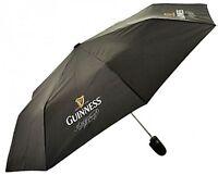 Guinness Ouverture Auto Pliable Parapluie (Sg )