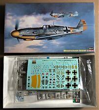 HASEGAWA 09010 - MESSERSCHMITT Bf 109F-2 - 1/48 PLASTIC KIT