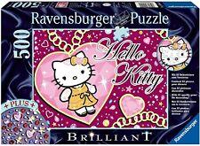 RAVENSBURGER. 500 PCS. HELLO KITTY BRILLIANT. ITEM NR.14942. NEW