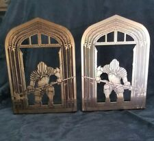 Harry Potter Wizards Chess Metal Book Ends