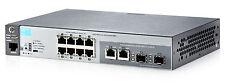 Hp ProCurve 2530-8G  8 port GbE / 2x GbE SFP Ethernet Switch J9777A Retail Wty