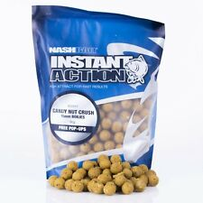 10kg PLUS 5kg FREE NASH Instant Action CANDY DADO Crush 20mm durata BOILIES