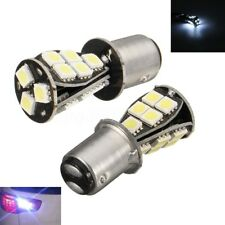 2pz LAMPADINE P21/5W 1157 BAY15D 18 SMD LED CANBUS 12V Freno DRL Luce Lampada