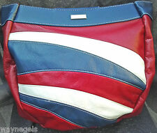 MICHE BAG brand NEW GLORY red white blue shell fits the DEMI base