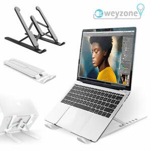 Adjustable Portable Laptop Stand Tablet Holder Desk Riser For Macbook Notebook