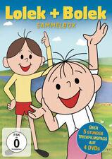 Lolek + Bolek - Sammelbox (DVD - NEU)