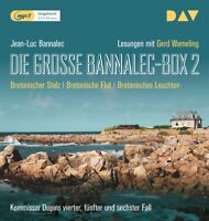 DIE GROßE BANNALEC-BOX 2 - BANNALEC,JEAN-LUC  3 MP3 CD NEW