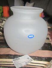 Gebrauchsglas-Vasen