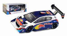 Resin Peugeot Diecast Rally Cars