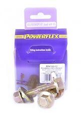 POWERFLEX  FRONT CAMBER BOLT KIT VAUXHALL CORSA C ALL MODELS 2000-2006