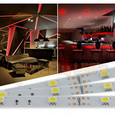 RED LED STRIP LIGHTS 5050 LED TAPE STRIPS KITCHEN UNDER CABINETS HOMES CEILING