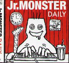 Jr.MONSTER - DAILY - Japan CD - NEW J-POP J-ROCK