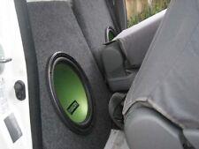 "Toyota Hilux Single Cab 2007 to 2017- Passenger Fibreglass sub box 12"" subwoofer"