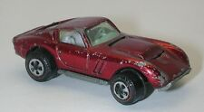 Topper Johnny Lightning Red Custom Ferrari  oc7923