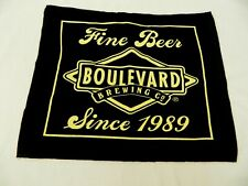 Boulevard Beer Bar Towel Hand Golf Promotional